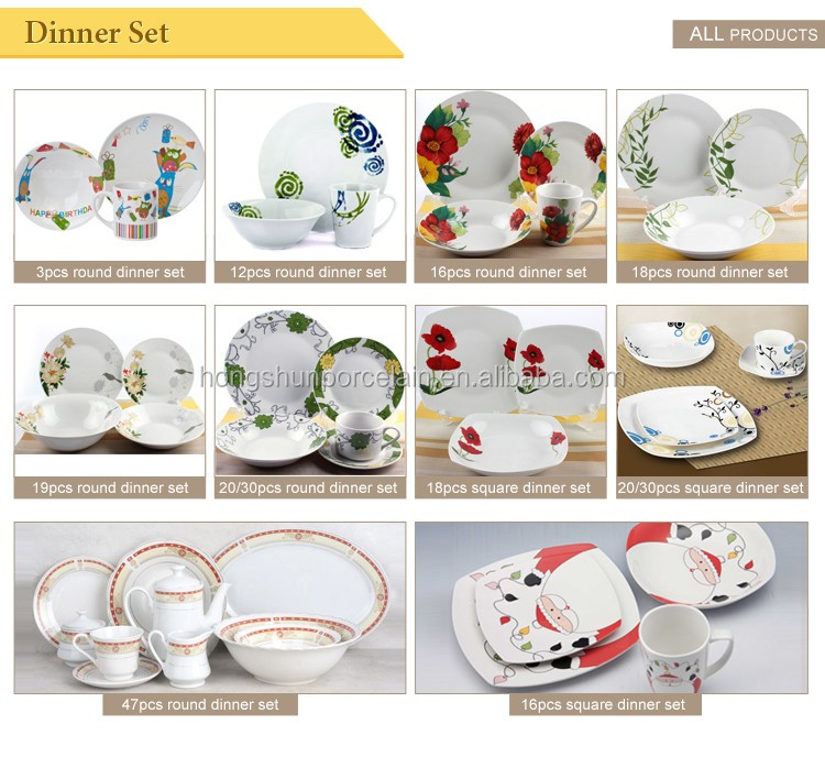 16pcs new bone China products dinnerware with beautiful flower decal  sc 1 st  Alibaba & 16pcs New Bone China Products Dinnerware With Beautiful Flower Decal ...
