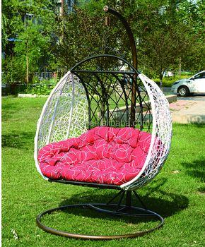 Alibaba Egg Nest Chair Outdoor Hanging Chair With Cushion