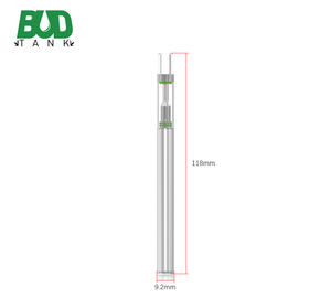 Newest Cbd Glass Atomizer Disposable E-Cigarette Empty Cartridge