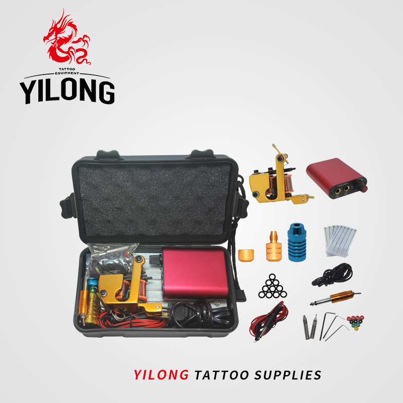 Yilong Professional Mini Tattoo Kit