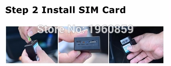 GPRS GSM Car OBD2 ii 2 tracking Programmable OBD GPS Tracker