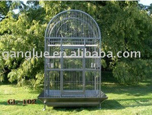 GL-102 metal bird cage