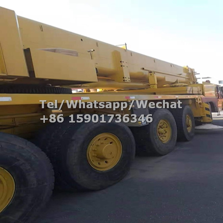Used Germany Demag 150 ton Truck Crane AC435 For Sale