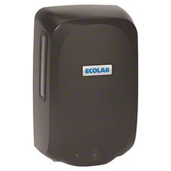 Ecolab Nexa Automatic Hand Hygiene Dispenser for Soap, Lotion and Hand Sanitizer - Touch Free, Classic 1250ml Style, Black (Each)