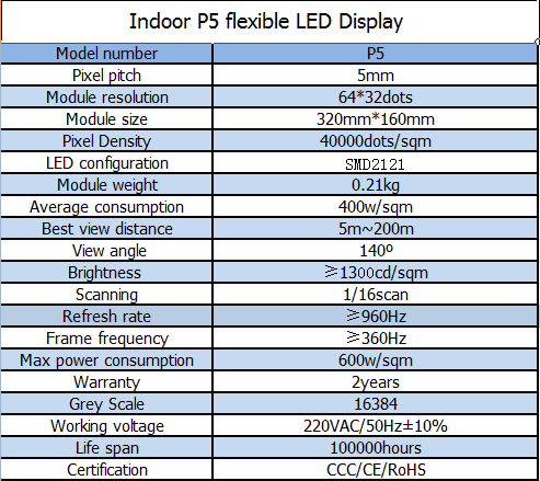 Hot selling 2018 new rgb flexible video led display curtain /flexible led screen for stage