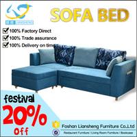 Green Fabric twin size Sofa Bed/ Sofa Sleeper Home Furniture/ Futon living room furniture