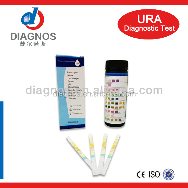 Diagnostic glucose test strips/Urinalysis test strips kit