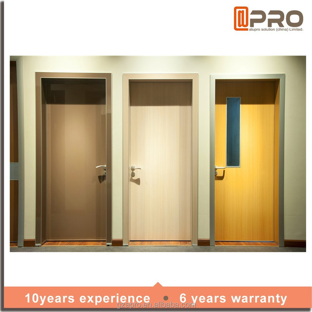Modern Design Insulated Interior Doors Mdf Interior Door Made In China