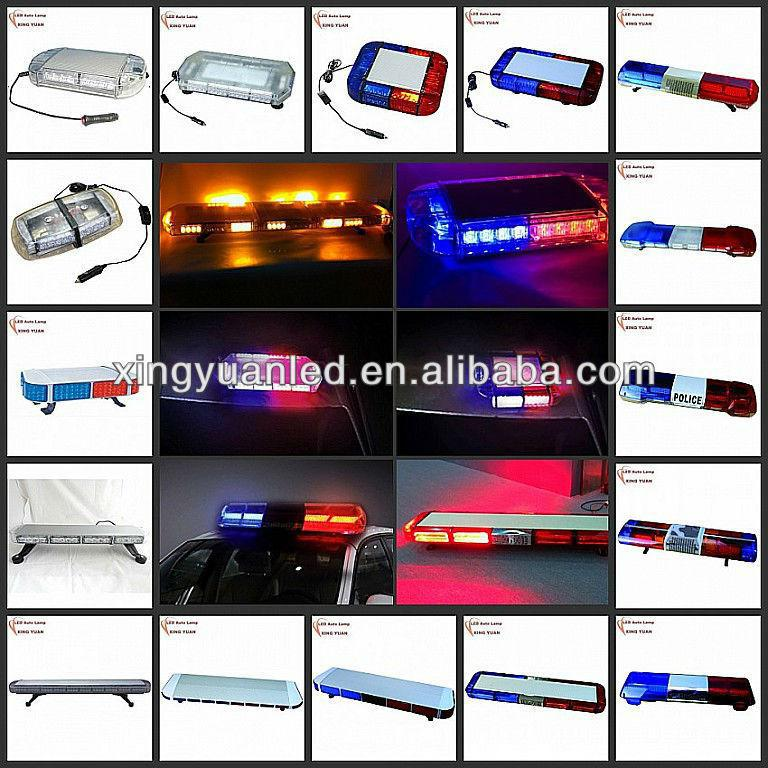 Police Light Bars >> Dc12v 128w Police Amber Led Strobe Light Bar,Police Led Warning Signal Light,Emergency Vehicle ...