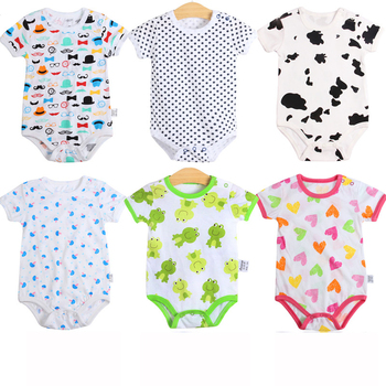100%Cotton Soft Baby romper, custom baby clothes romper, high quality romper
