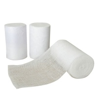 Surgical medical 100%cotton gauze bandage