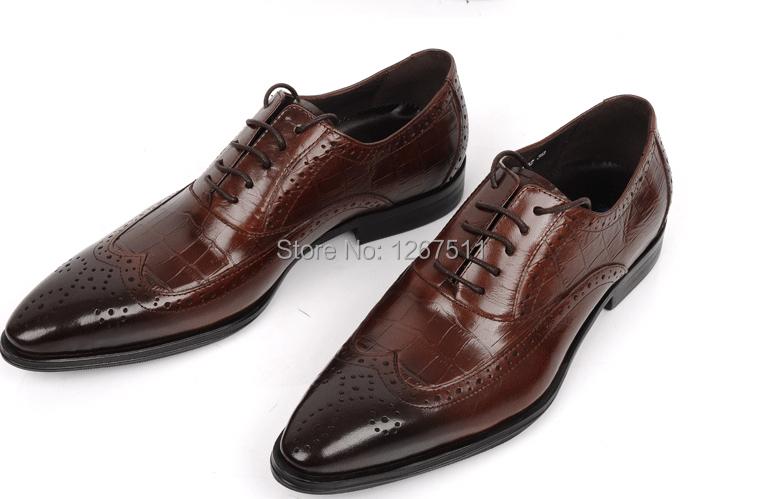 Alligator Dress Shoes For Men 105