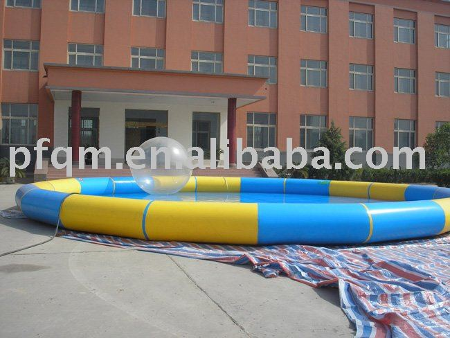 product detail inflatable pool