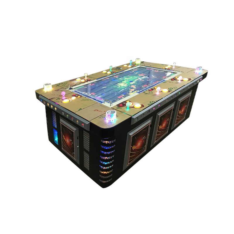 Indoor 8 Players Redemption Game Electronic Simulator