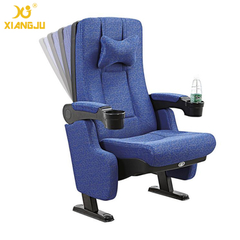 Manufacture Luxury Vip Modern Folding Cinema Chairs For Sale Cinema Theater  Chairs