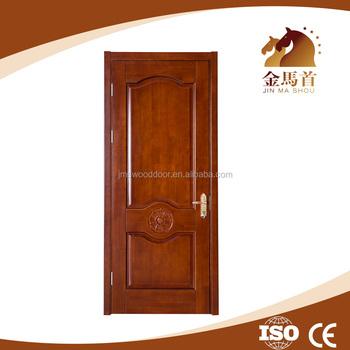 Interior Doors Manufacturer Mdf Swing Open Bedroom Entry Wood Carved