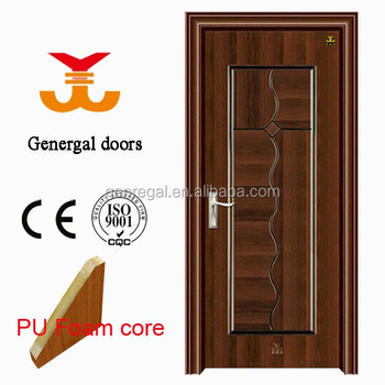 Heat Insulating Foam Filled Interior Doors