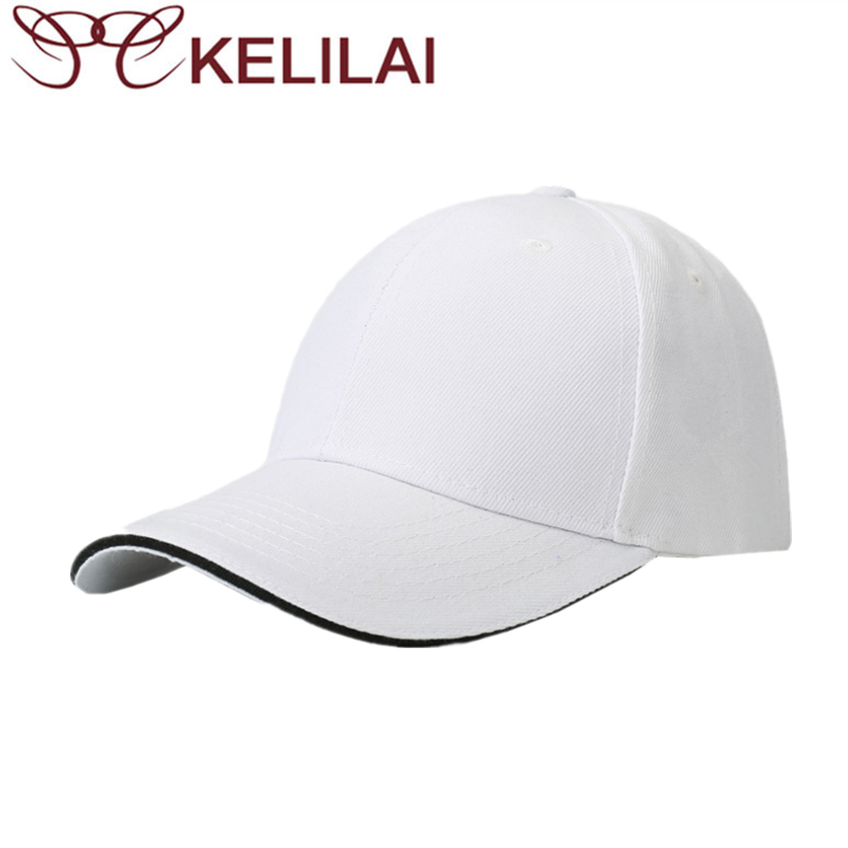 Golf Caps And Hats Men Breathable Waterproof Baseball Cap Flat Embroidery Sports Hat