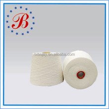 100% Cotton Combed Yarn Ne 80/1 Raw white and Dyed