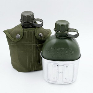 Military canteen/US army water bottle/army canteen water bottle
