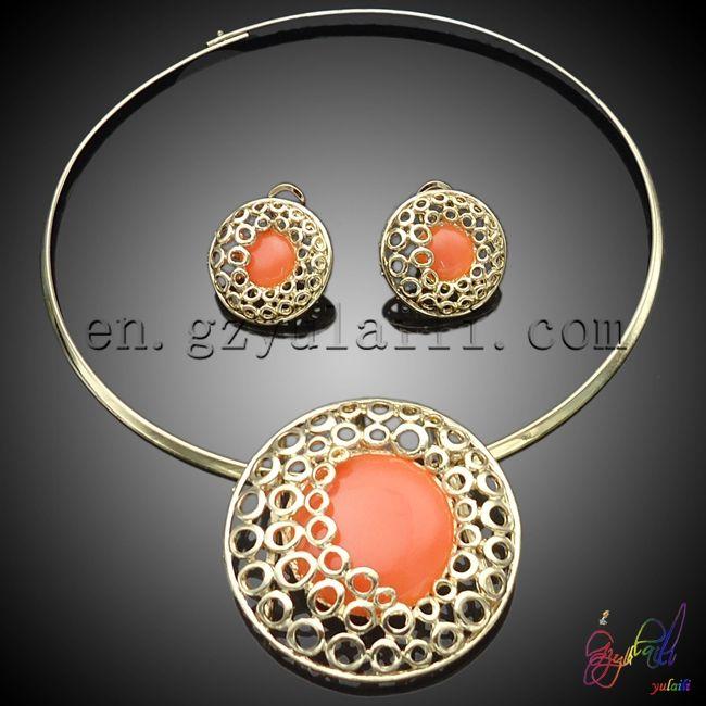 3d4cdc38da0 mode bijoux fantaisie bijoux turc china gold-Bijoux en alliage de ...