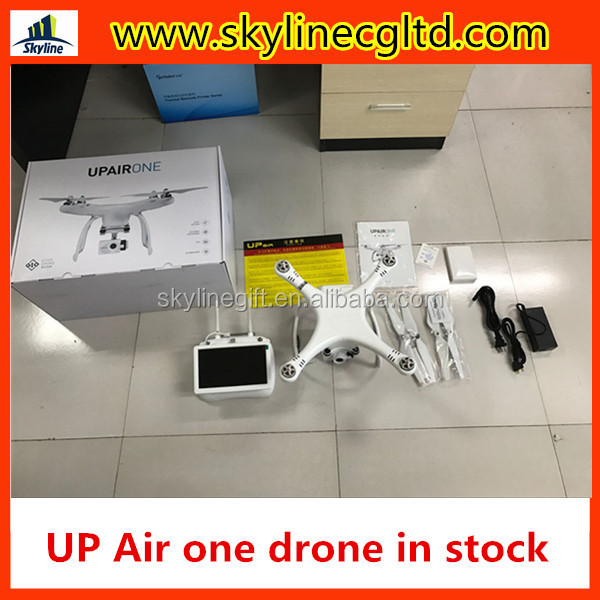 In stock UP Air UPair-Chase UPair One 5.8G FPV 12MP 2K & 4K 24FPS HD Camera With 2-Axis Gimbal RC Quadcopter Drone