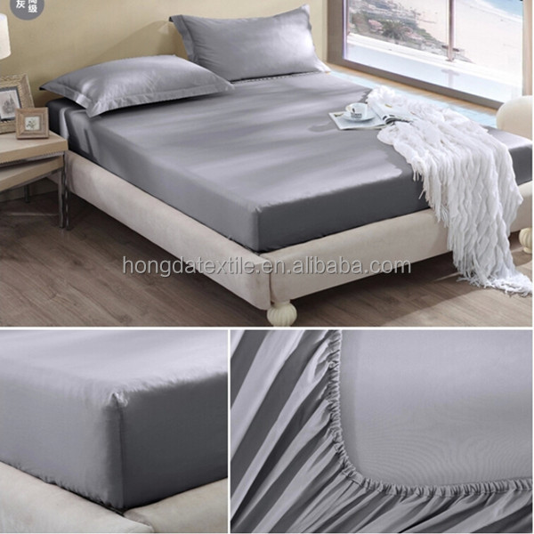 China Supplier 100% Cotton Disposable Elastic Fitted Sheet Set Fitted Bed  Sheets Set ...