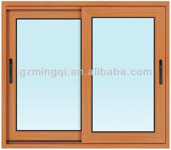 Simple Design Aluminium Frame Sliding Glass Window Buy