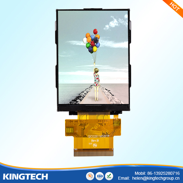 2.8inch 50PIN LCD display 240x320 resistive touch/capacitive touch screen
