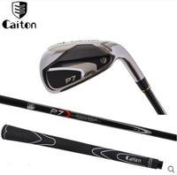 Caiton Graphite Shaft Golf Club No. 7 Practice Iron Clubs for Beginner Men/Women Golf Clubs