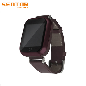 Smallest GPS Tracking Chip Adult Medical Watch for Elderly Monitoring