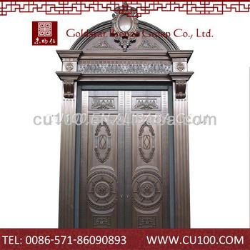 Delicate design readymade doors