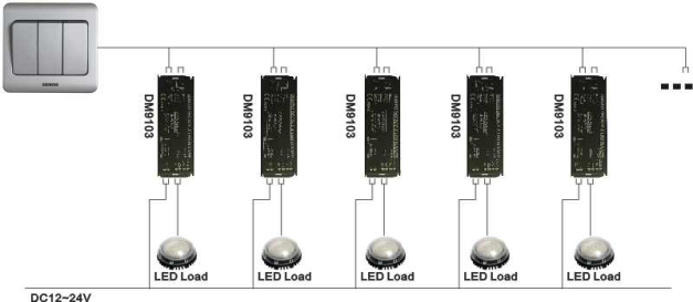 elv dimmers wiring diagram dimmer switch installation