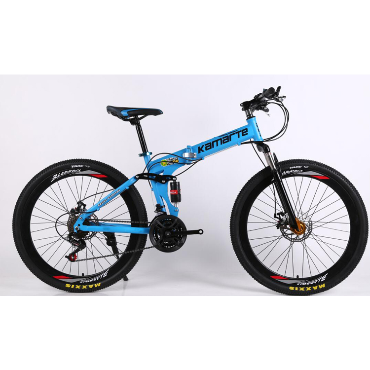 Dikesen AP Series mountainbike 26 inch 21 speed blue yellow color Magnesium Knife Wheel bike spoke wheel <strong>cycles</strong>