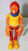 Cartoon character 3D Plastic Figure