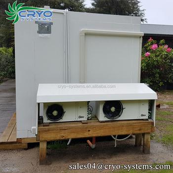 15hp Aire Acondicionado Unidad De Condensación,Cocina Fría,Cuarto ...