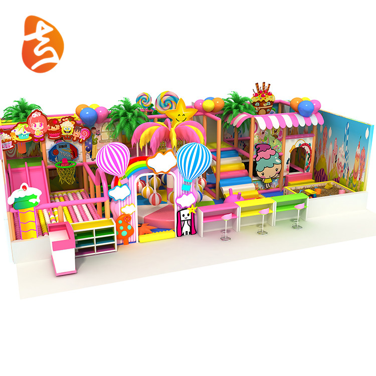 Play Area Kids Games Indoor Playground Equipment, Children commercial Indoor Playground