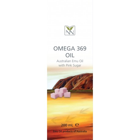 Y-not Natural Omega 369 Oil (australian 100% Pure And Natural Emu ...