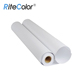8 Mil Waterproof Wide Format Roll Eco-Solvent Matte Synthetic PP Paper , Solvent Polypropylene Paper