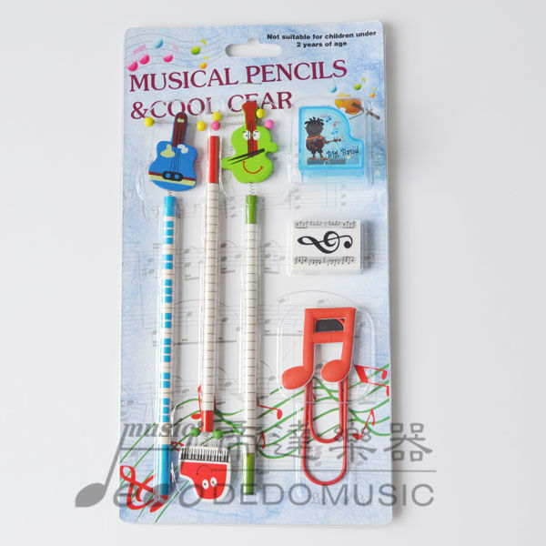 Dedomusic unique design music hello kitty stationery