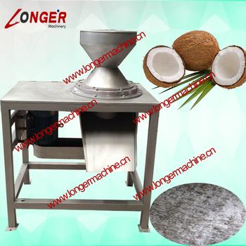 coconut making machine