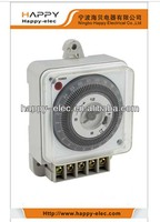 Digital DIN-rail time switch with long life