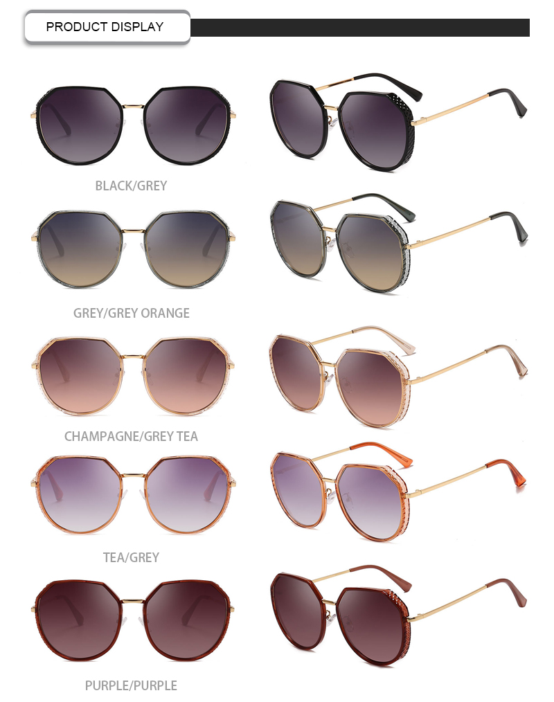 Wholesale ladies sunglasses Supply for lady-13