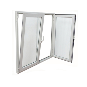 Australian Standard Used Aluminum Commercial Awning pvc Doors Windows With Frames