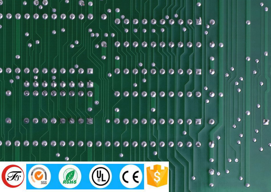Best Quality RoHS UL Custom jet printer pcb circuit board manufacturer