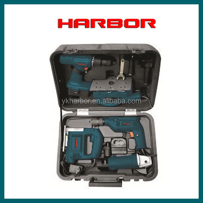 well hand drilling tools(HB-TZ020),BMC box packing impact drill and angle grinder set