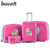 BUBULE Wholesale Beautiful Carry-on PP 5 PCS Luggage Set
