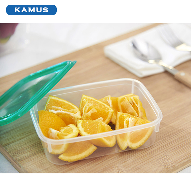 Kamus brand wholesale Match sets best selling cheap good quality custom plastic crisper for Storage food