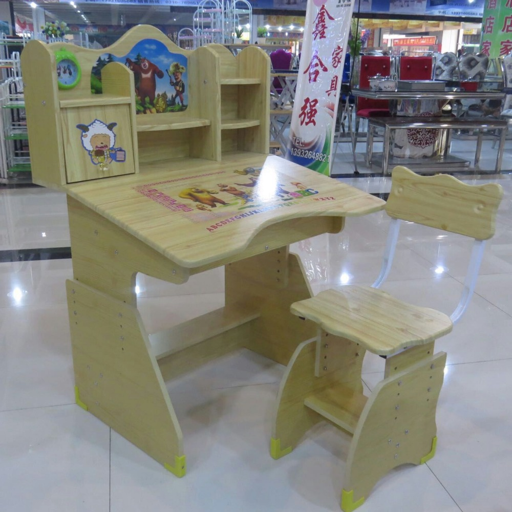 kids study table chair