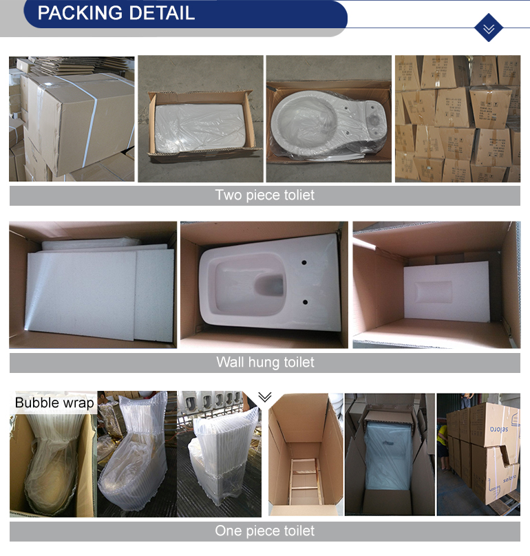 New WC Ceramic one piece squat toilet pan